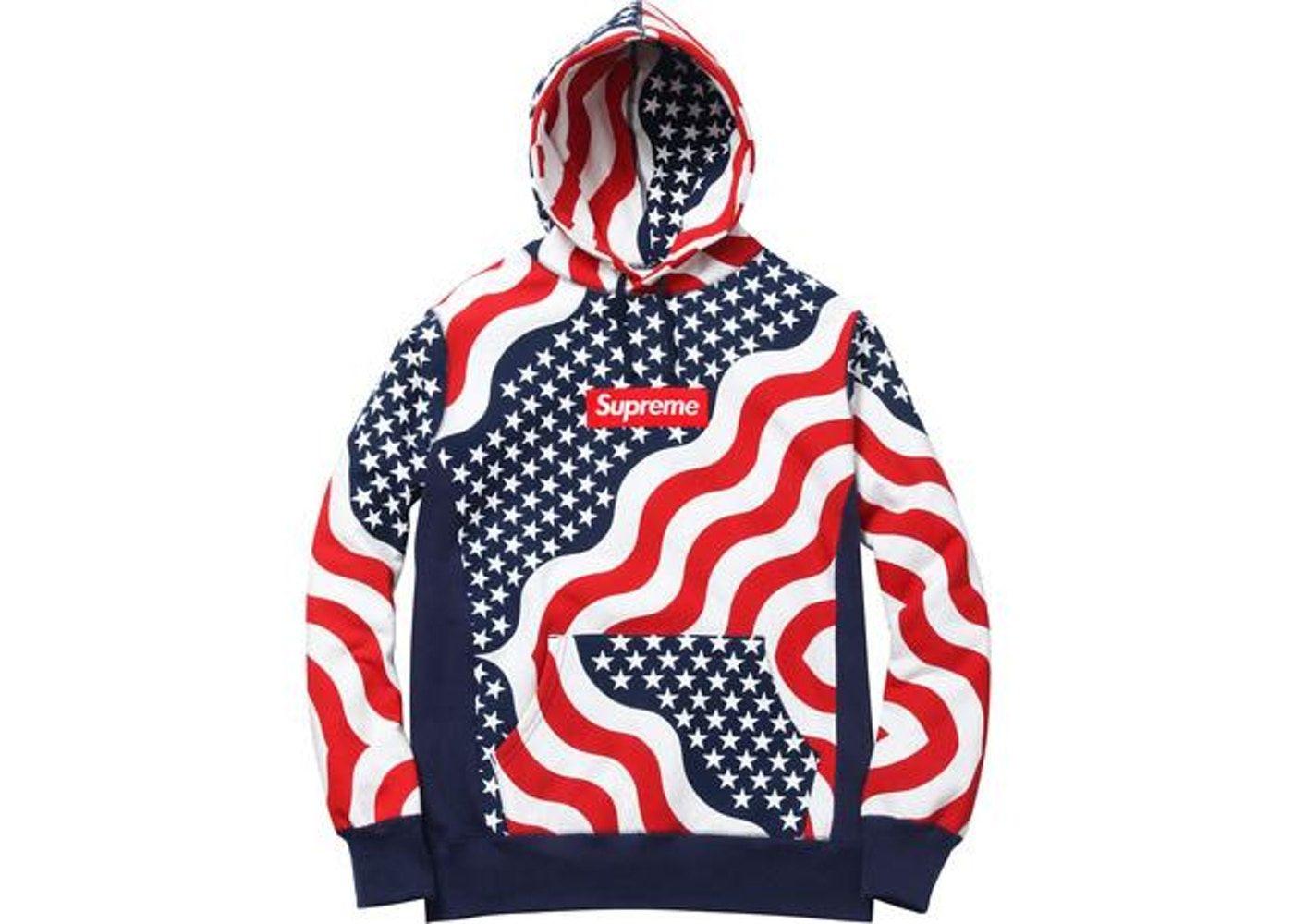 b4d30d9c46 Supreme Box Logo Pullover Hoodie Multi in 2019 | Clothes | Supreme ...
