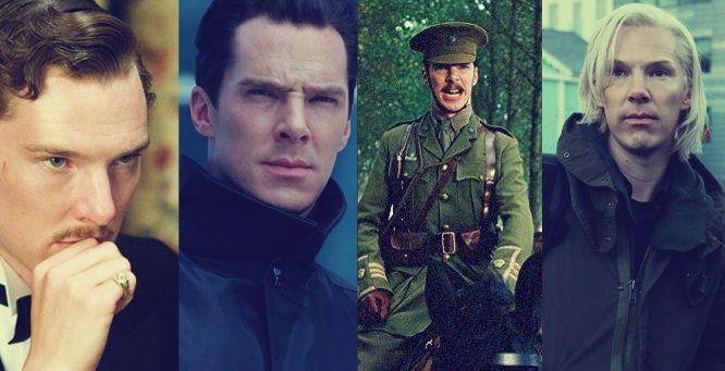 Benedict Cumberbatch movies to fill the 'Sherlock' void
