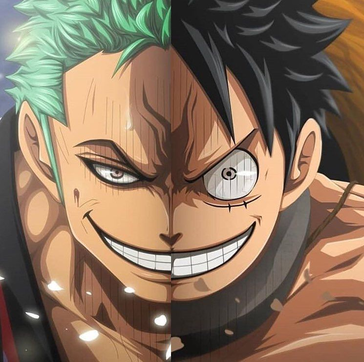 Luffy Face In Arc Wano بحث Google Seni Anime Roronoa Zoro Ilustrasi Karakter