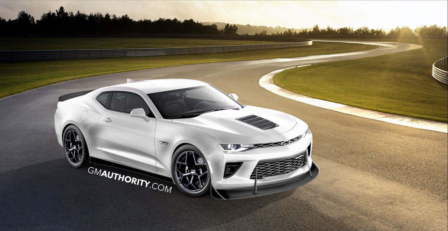 2017 Chevy Camaro Design Features And Price Http Futurecarson
