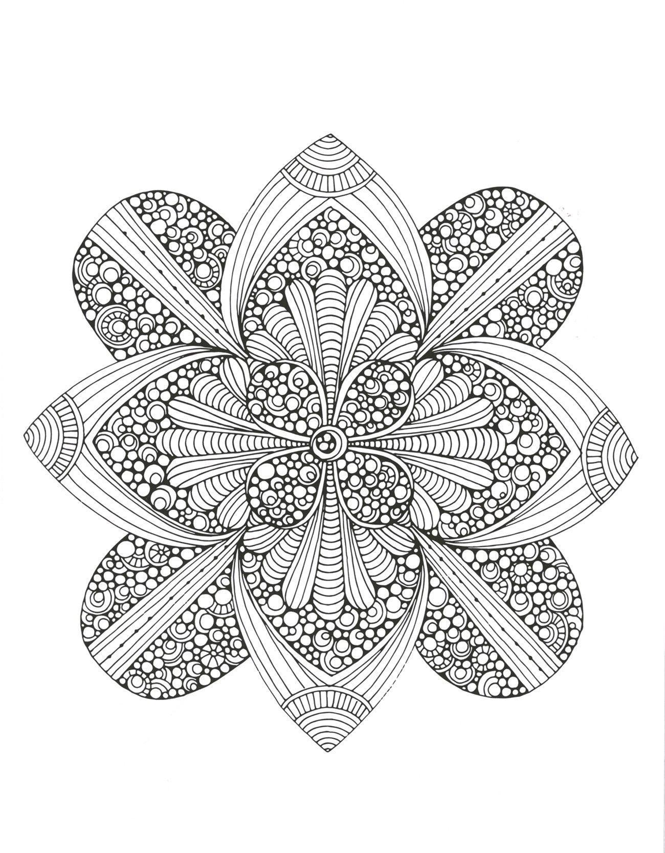 Creative Coloring Mandalas Adut Coloring Activity Book by ...