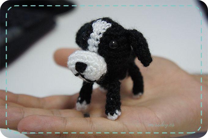 Amigurumis Patrones Gratis En Español Perros : Imágenes de amigurumis o mascotas tejidas al crochet diseño de
