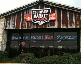 Southside Market In Elgin Tx Delicious Bbq And Sausage Tilted Chair Creative