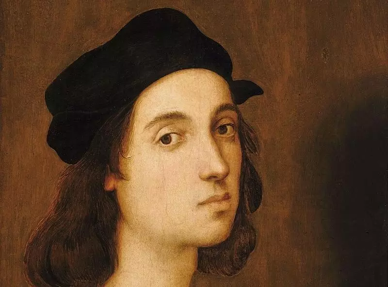 Where to see Raphael's art in Rome Renaissance artists
