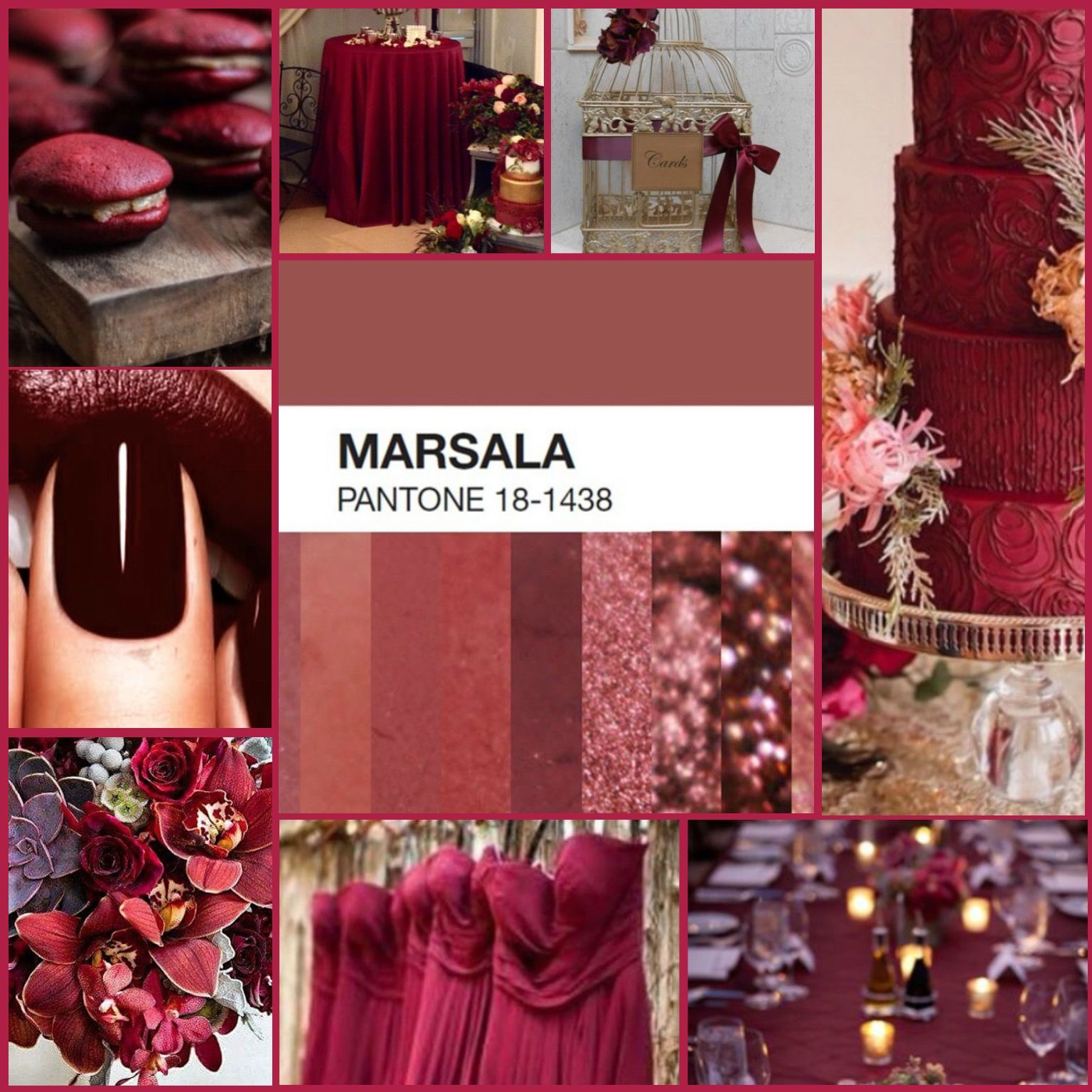 Pantone Colour Masala For 2015 Spice Up You Event 01895259 363 Www Chaircoverdepot Co Uk Winter Wedding Inspiration Wedding Colors Winter Wedding