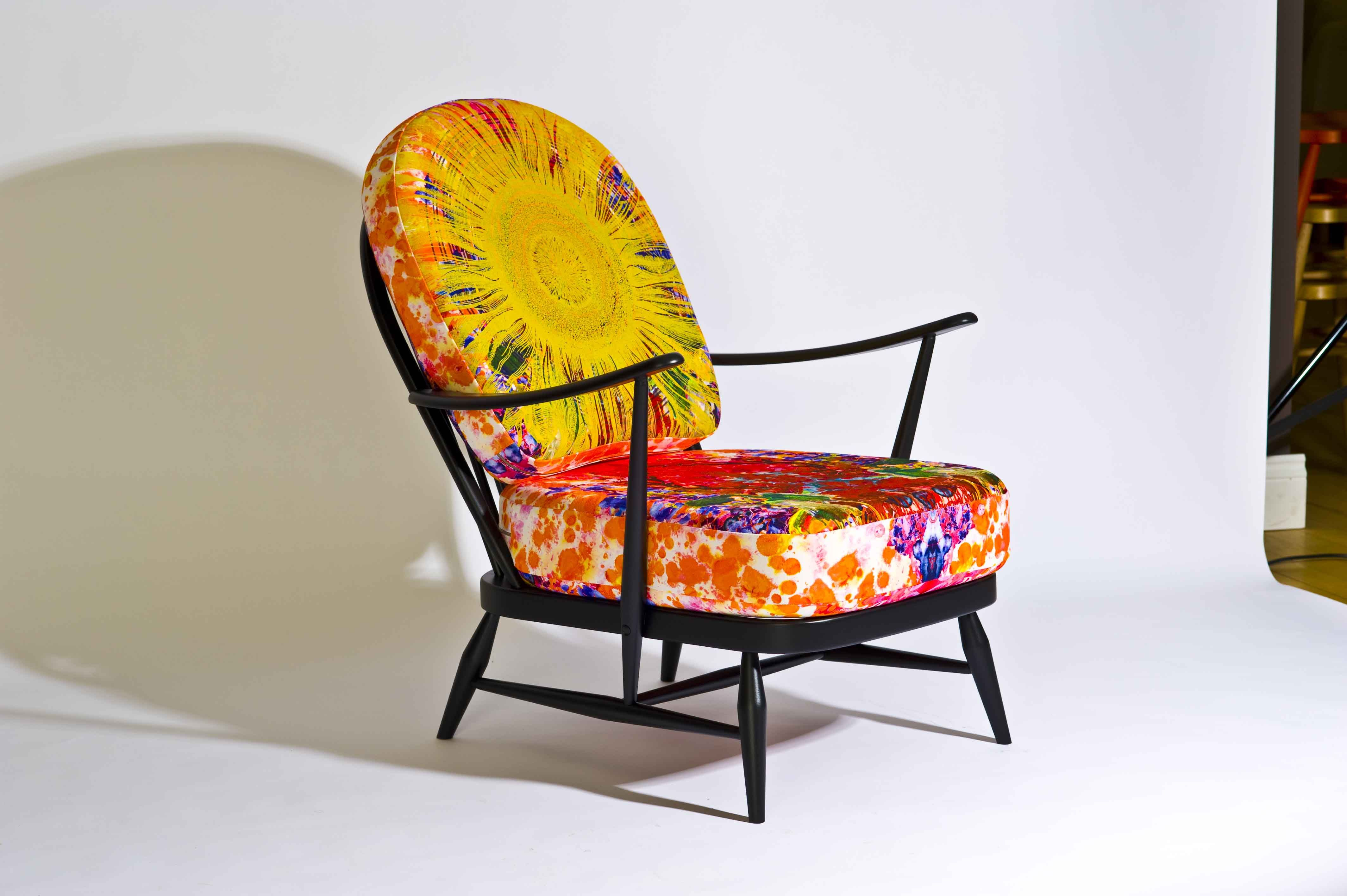 ercol have been asked to take part in Heliotropique at Paris trade