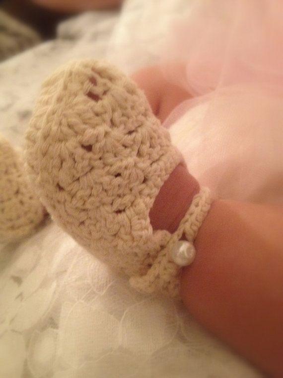 534cba74e Crochet Baby Shoes