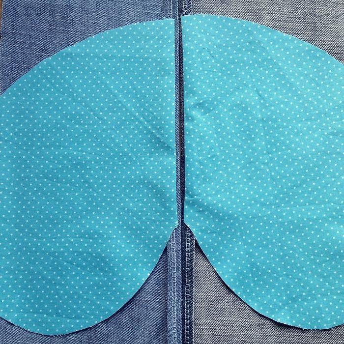 Photo of Tutorial: Nahttasche nähen – seitliche Eingrifftaschen