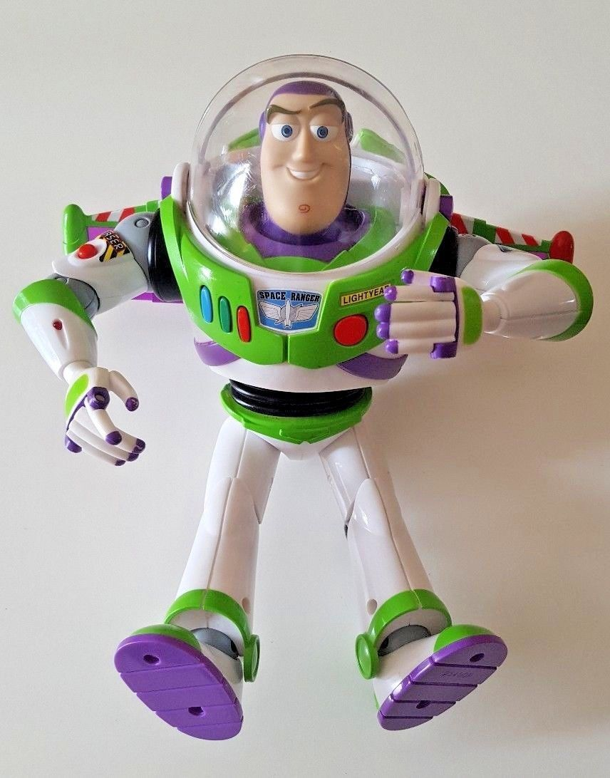 Disney Pixar Toy Story 3 Jet Pack Buzz Lightyear Talking Action Figure  R7218  ccfa6fdd0d1