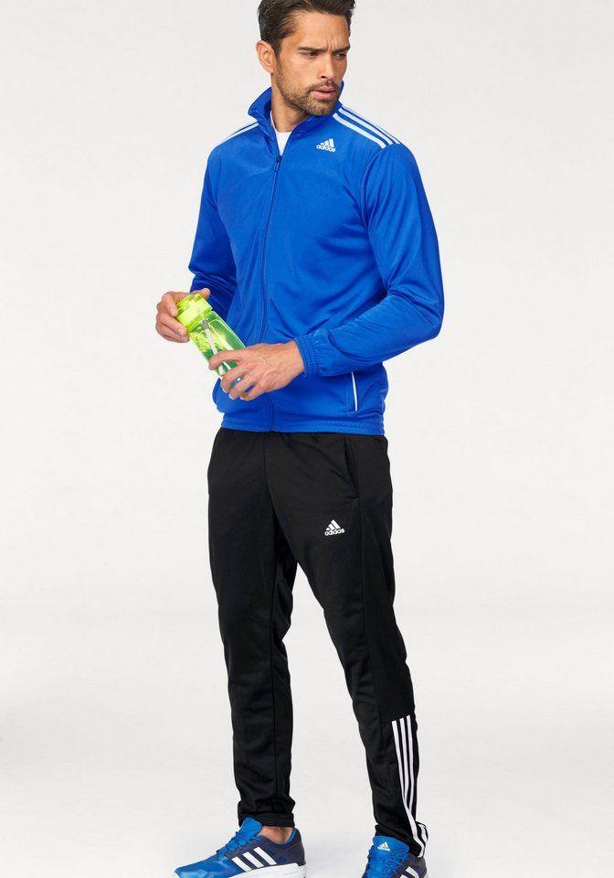 bester Großhändler helle n Farbe Turnschuhe 2018 adidas Performance Trainingsanzug »PES MID3S CB TRACKSUIT ...