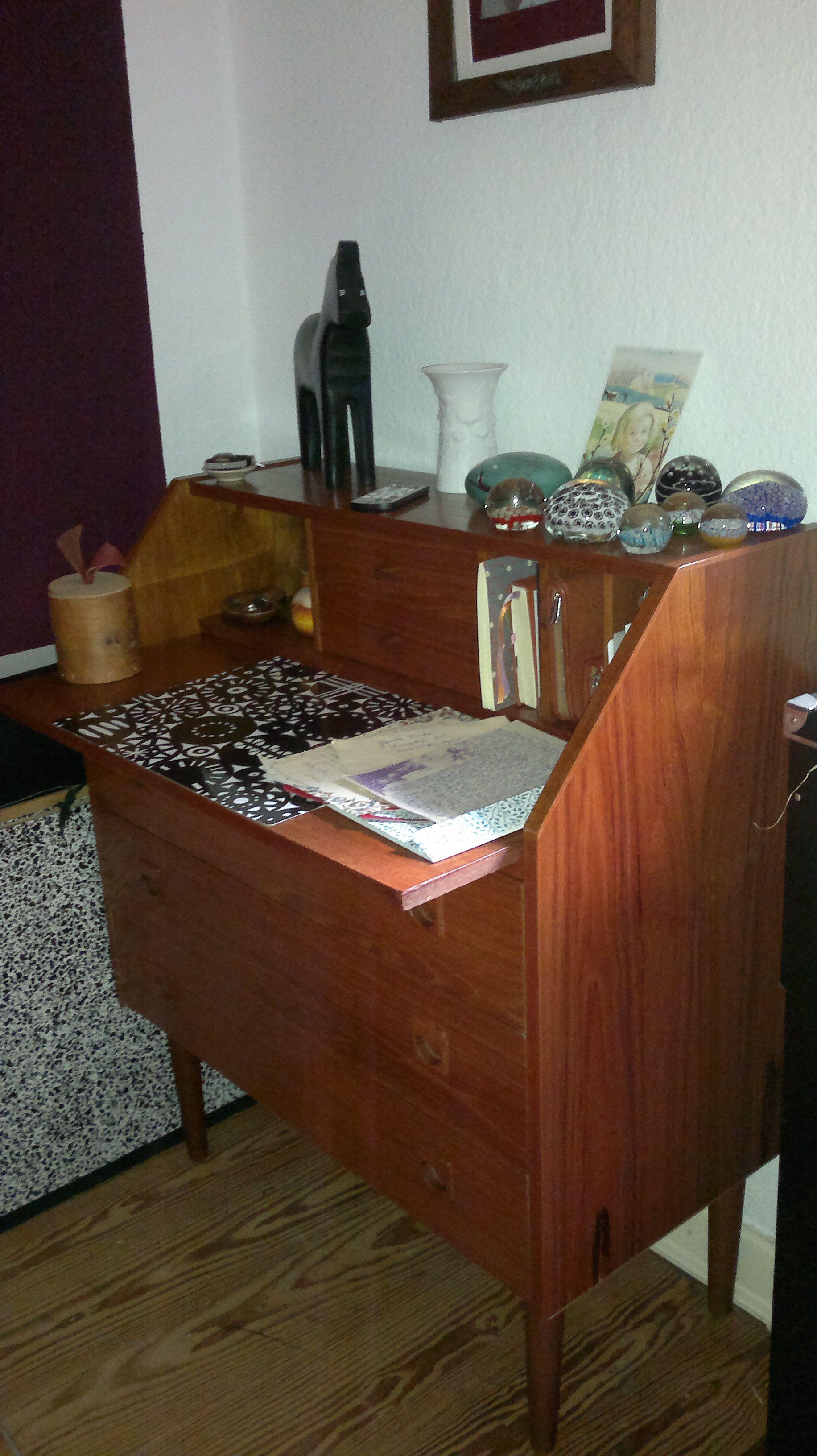 Schreibtisch oder Kommode?