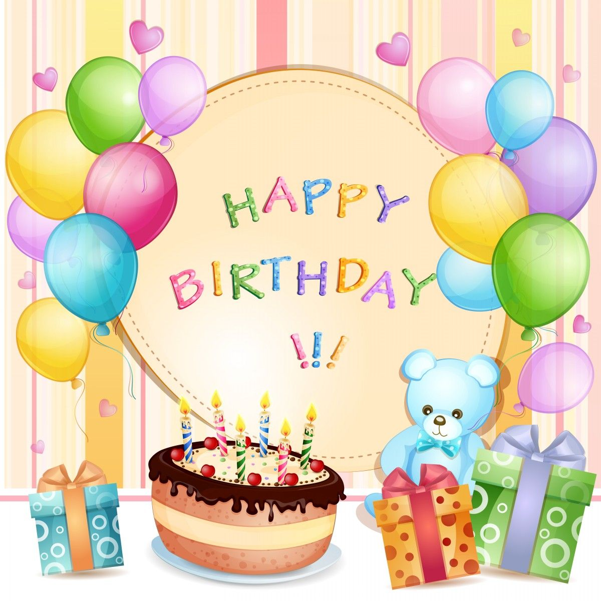 Happy Birthday Greetings For Children A Cards Pinterest Happy