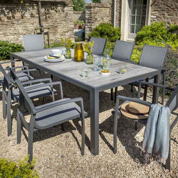Georgia - Aluminium Garden Furniture - Our Range - Hartman Outdoor ...