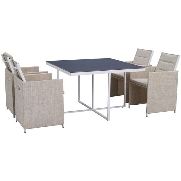 grandin road sea bass outdoor dining set 1649 a¤ liked on