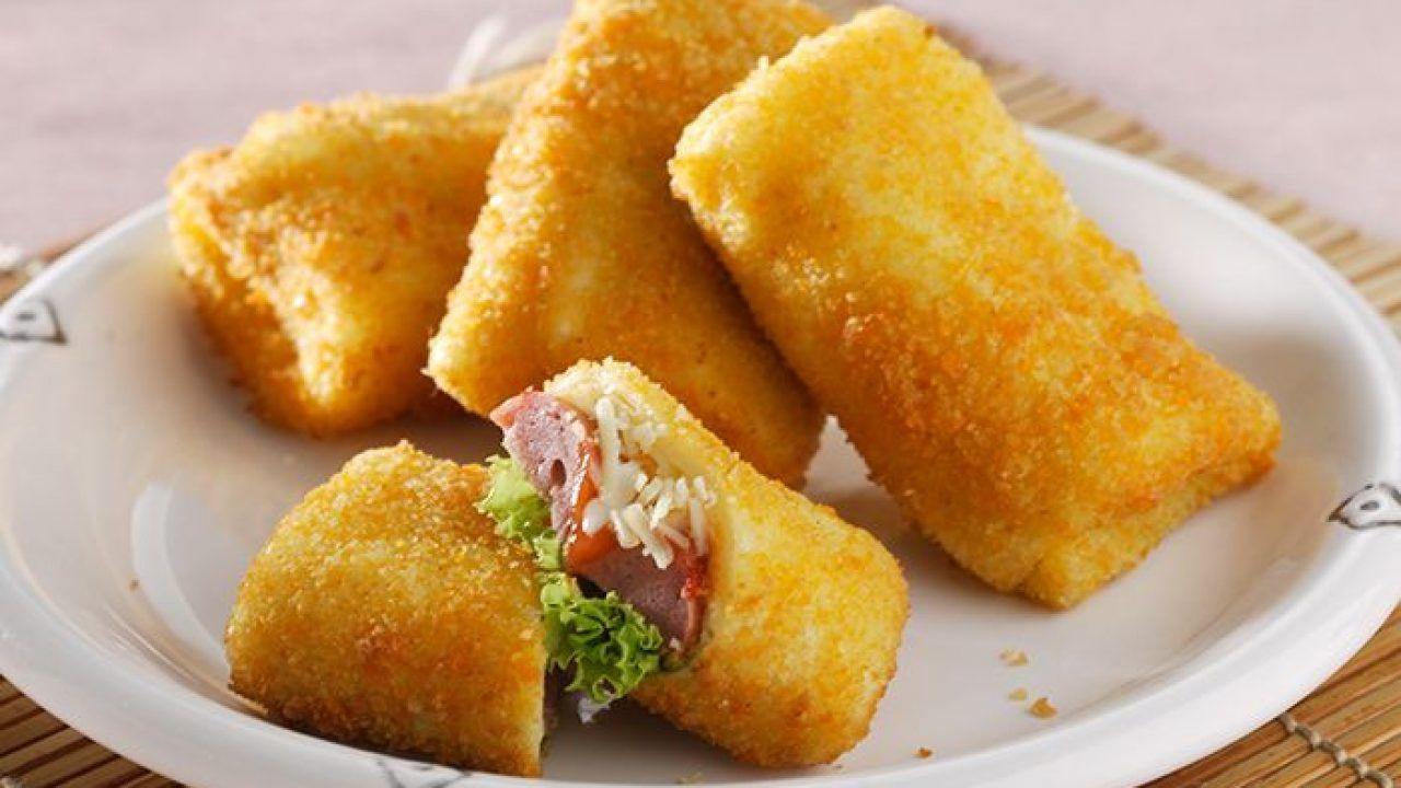 Resep Risoles Mayonaise Makanan Resep Makanan Dan Minuman