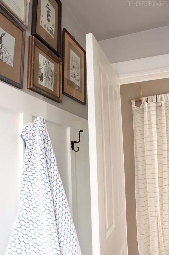 Easy Fixes For Ceiling Design Dilemmas My Colortopia Diy Bathroom Makeover Bathroom Makeover Guest Bathrooms