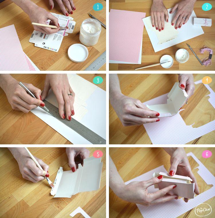 Super DIY faire de jolis paquets cadeaux à partir d'emballages avec The  DL56