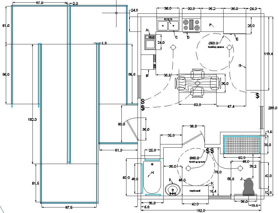 Ada hotel floorplan google search ada pinterest for Ada bathroom design plans