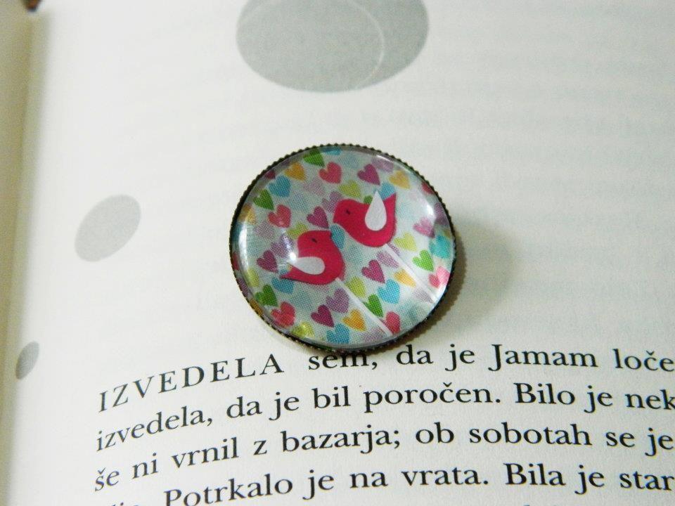 Unique brooch  Info: lintu.nakit@gmail.com