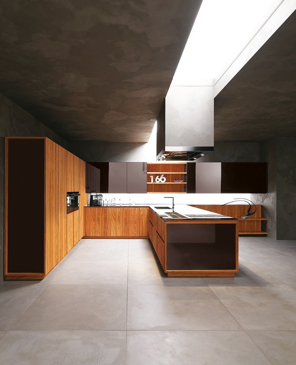 Cesar Kitchens Lacquered Olive Wood Kitchen Yara Vipcesar Arredamenti