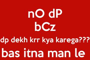Attitude akad Dp for whatsapp Whatsapp Status