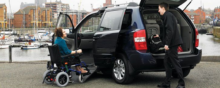 This guide provides information on wheelchair accessible