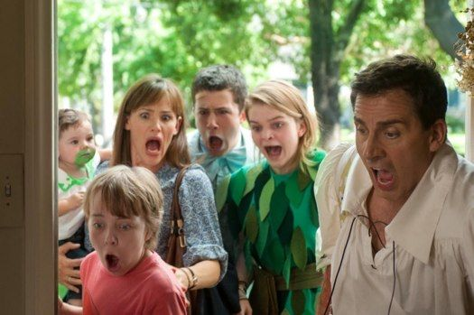 """First photo from Disney's """"Alexander And The Terrible, Horrible, No Good, Very Bad Day"""""""
