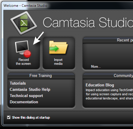 How To Create Gif Animated Images With Camtasia Studio Astute Graphics Sovety