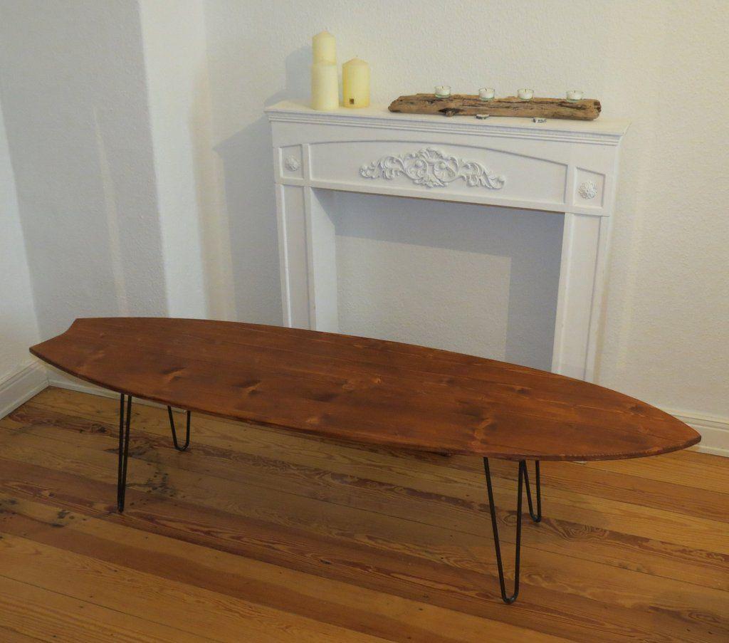 58 Swallow Tail Surfbrett Tisch