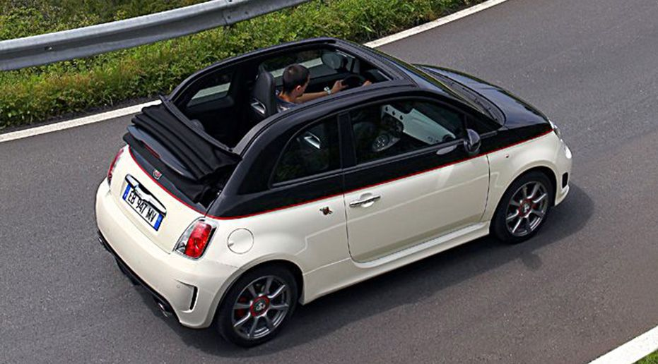 Abarth Cars Uk Fiat Abarth 595 C Turismo Spec Info Products