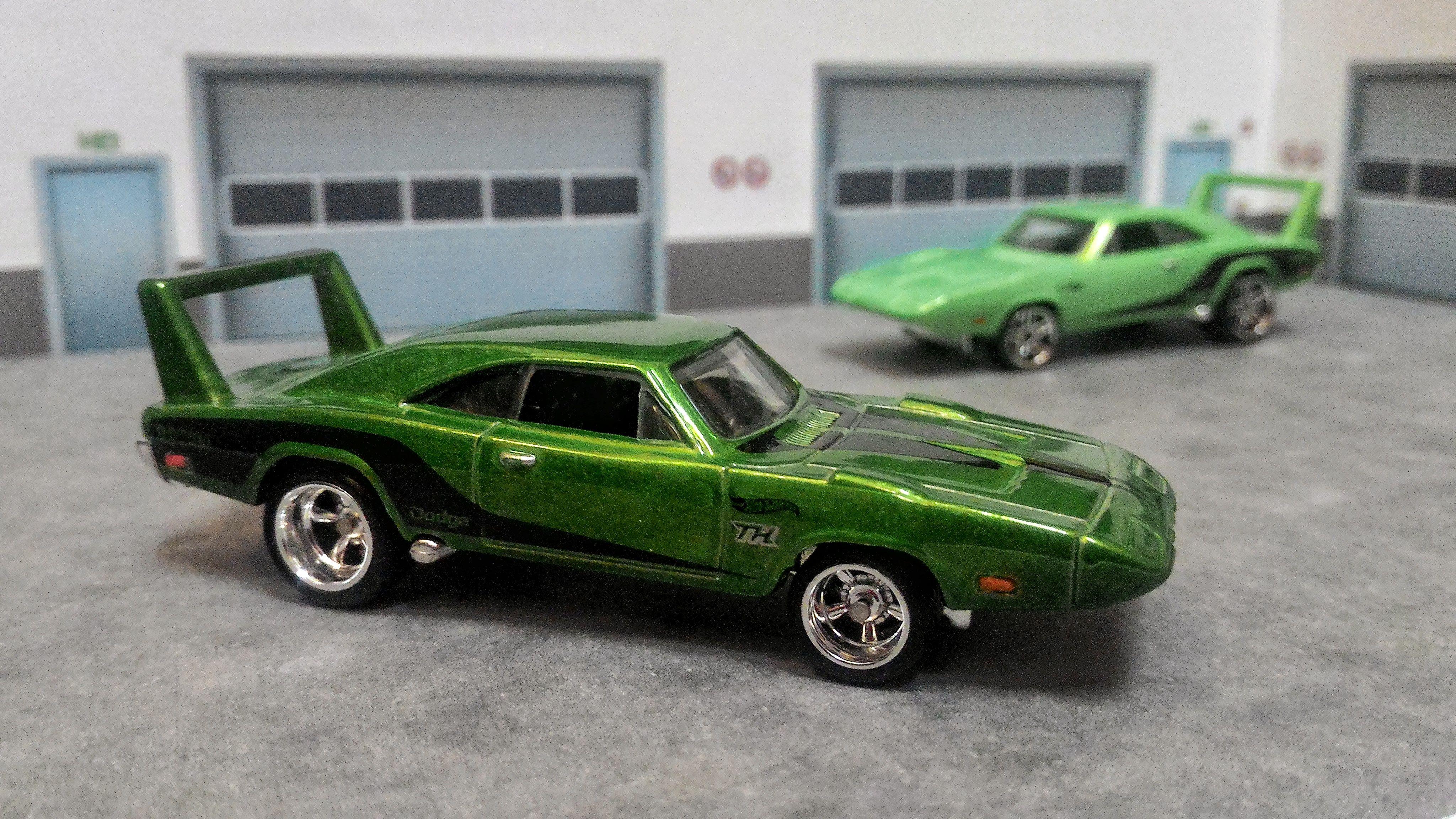 69 Dodge Charger Daytona Super Treasure Hunt