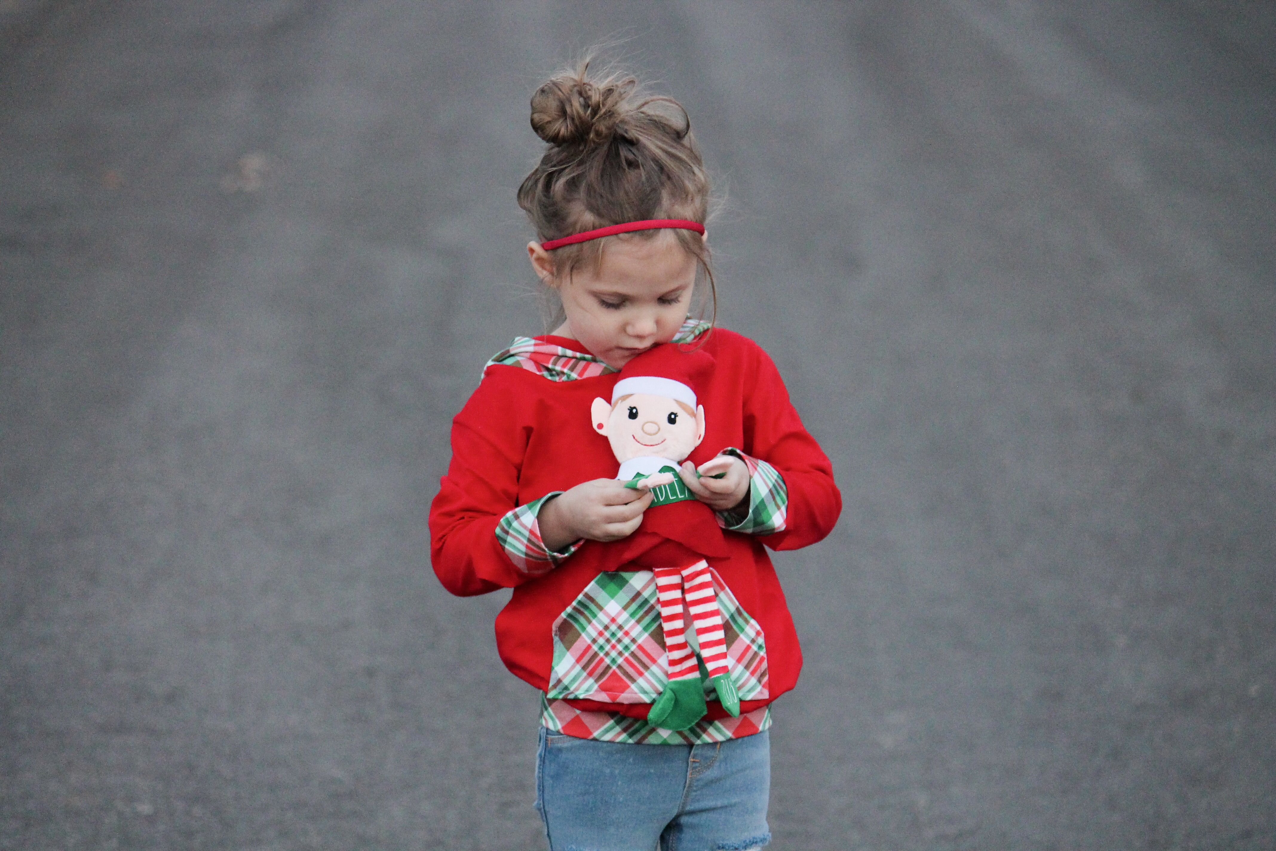 Custom elves stocking stuffers girl elf boy elf elf doll