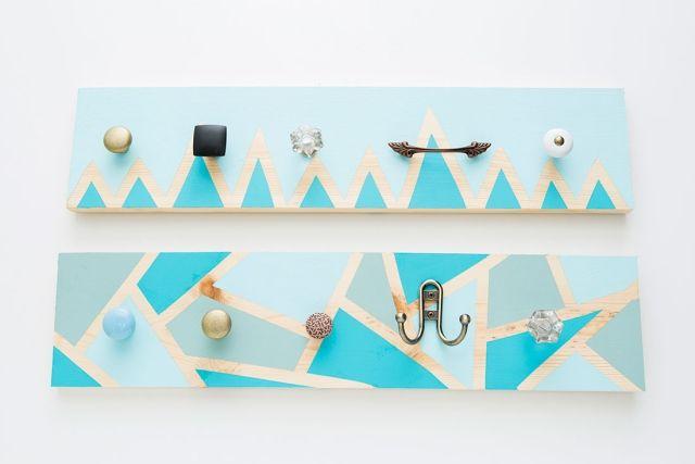 31 Kreative Ideen Für Garderobe Im Flur   Zum Selbermachen