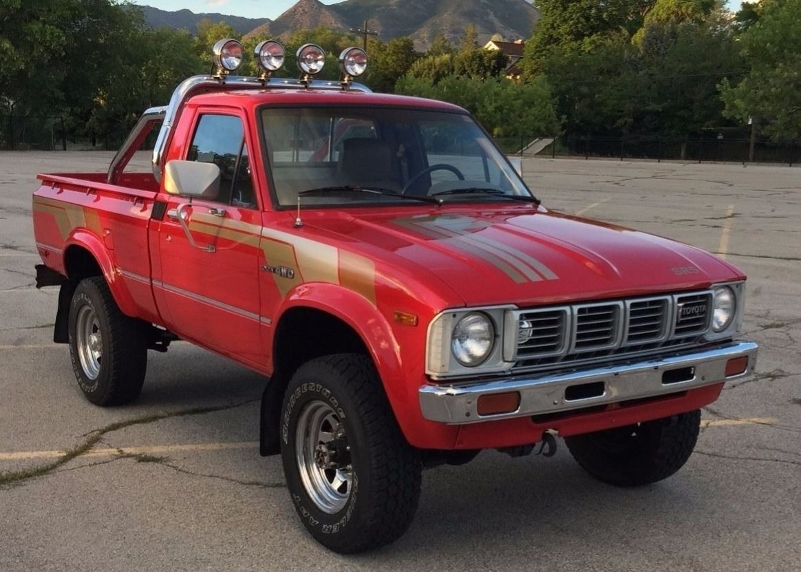 Bid for the chance to own a No Reserve 1981 Toyota SR5 4