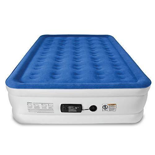 SoundAsleep Dream Series Air Mattress with ComfortCoil ...
