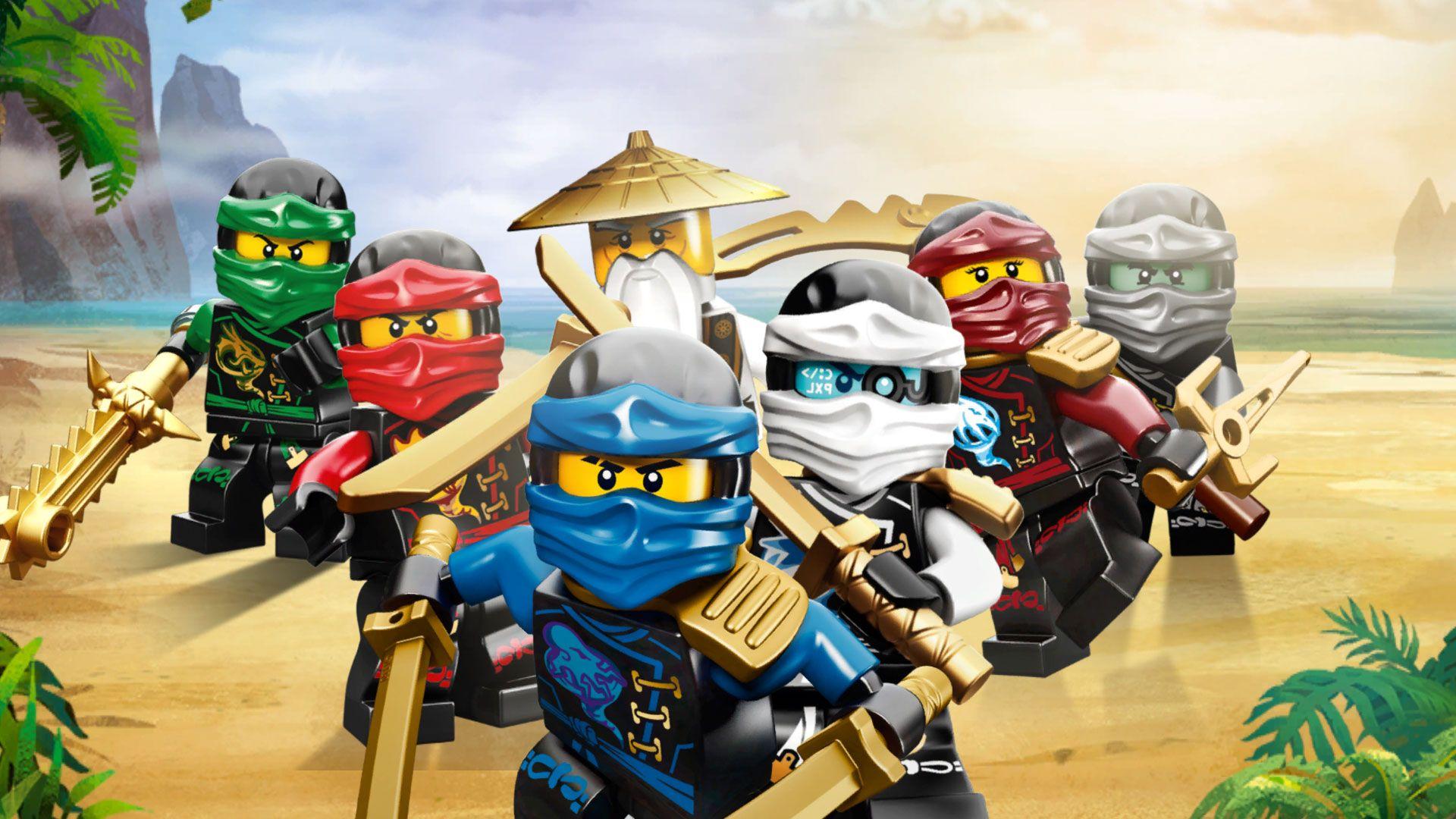 Luxe Dessin A Imprimer Ninjago Saison 6