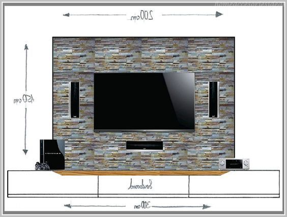 wohnwand / tv wand selbst gebaut - teil 1 laminat,tv wand,wohnwand ... - Wohnzimmer Tv Wand Ideen