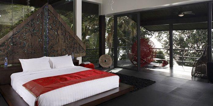 Thai style bedroom Ethnic Asian Pinterest - schlafzimmer style