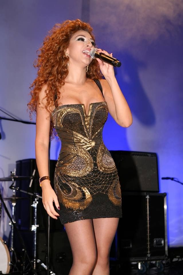 Hot Dress Rami Kadi Mirage Hotel Myriam Fares Dress Codes Singers
