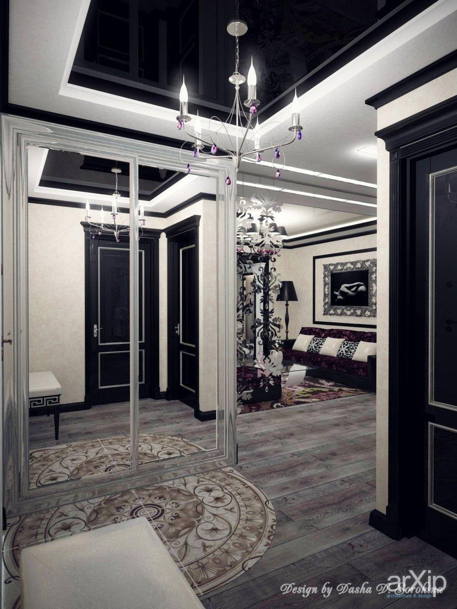 Утончённый элитаризм: интерьер, квартира, дом, гостиная, ар-деко, 30 - 50 м2 #interiordesign #apartment #house #livingroom #lounge #drawingroom #parlor #salon #keepingroom #sittingroom #receptionroom #parlour #artdeco #30_50m2 arXip.com