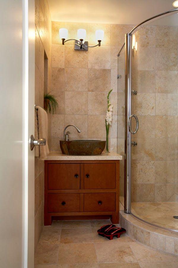 Pabla en casa 35 ba os peque os y funcionales for Como disenar un bano pequeno moderno