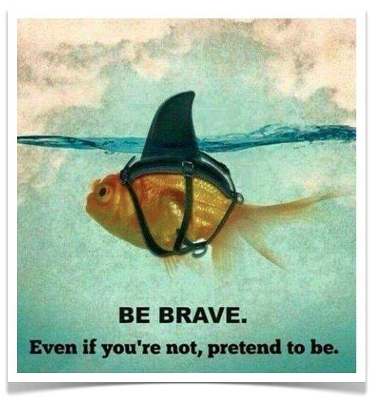 Be Brave... | Ewings Sarcoma Blog / Forum