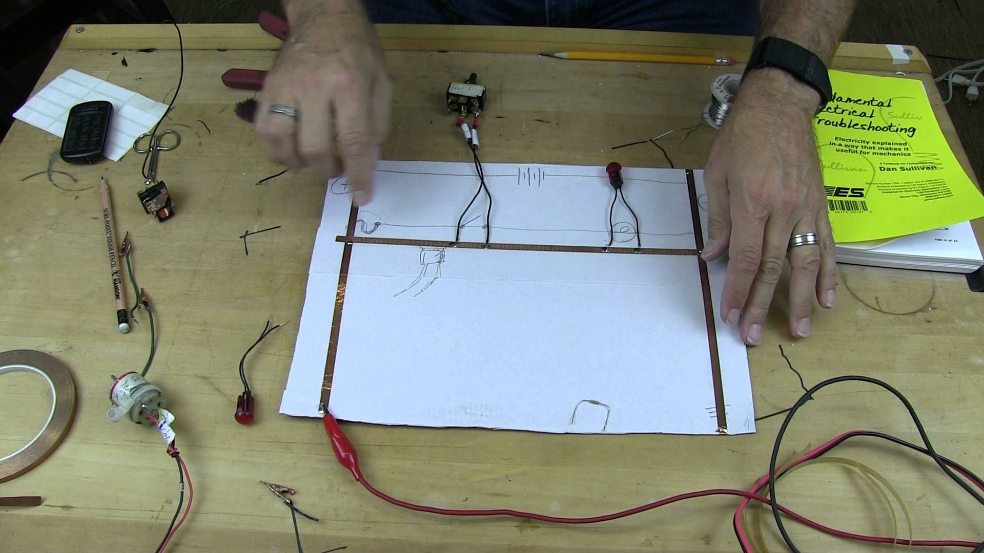 Teaching Ohm S Law To Techs