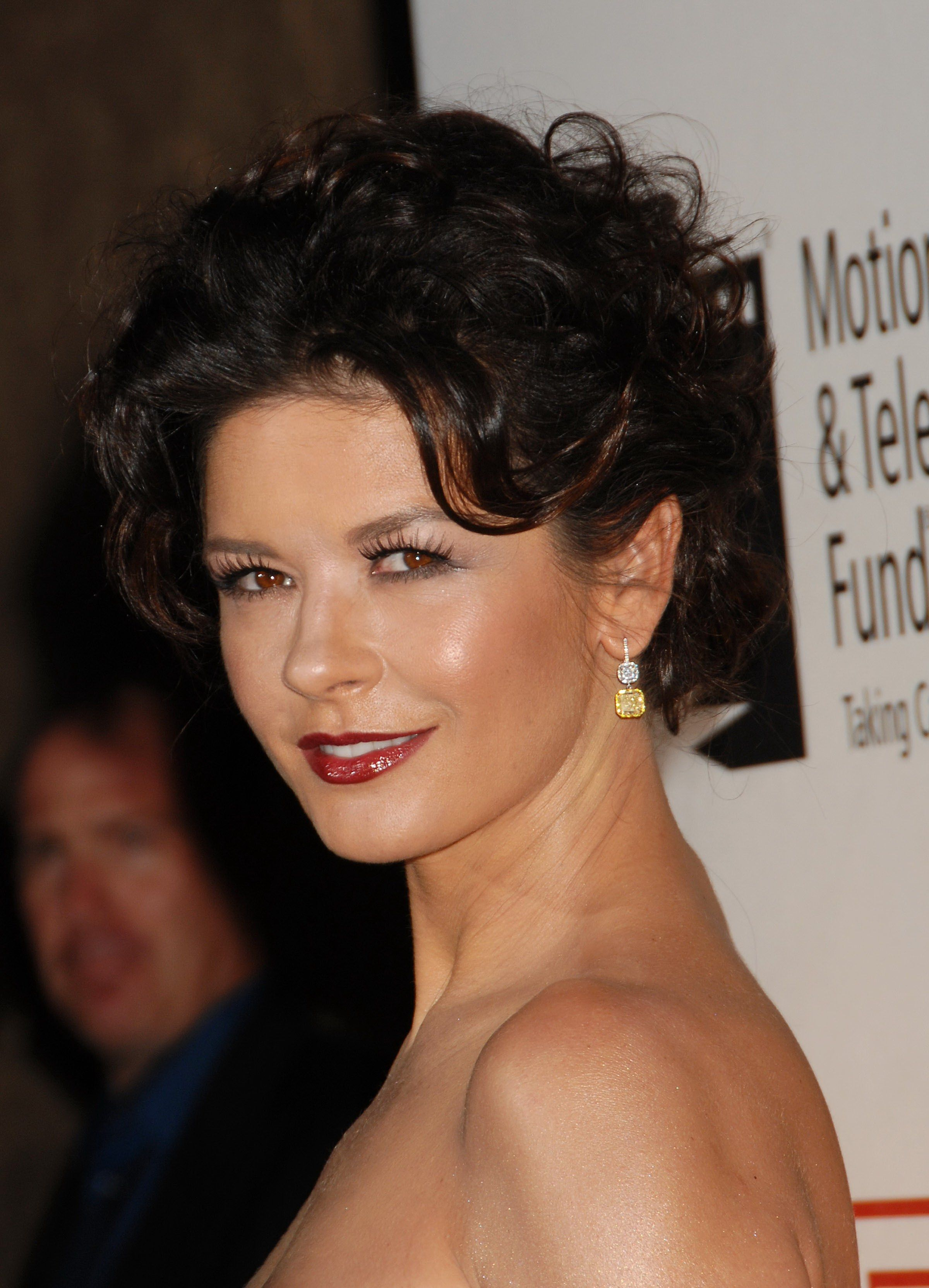 Catherine Zeta-Jones is a British actress from Swansea ... Catherine Zeta Jones