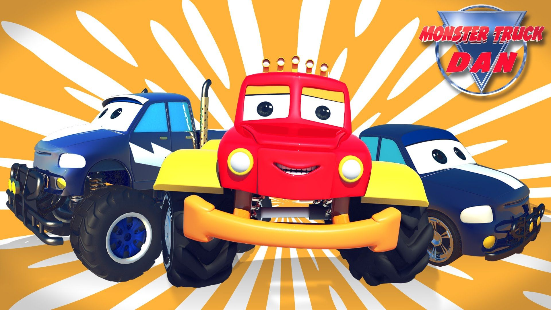 Monster Truck Dan Is Back With A Friend Who Is A Whole Lot Of