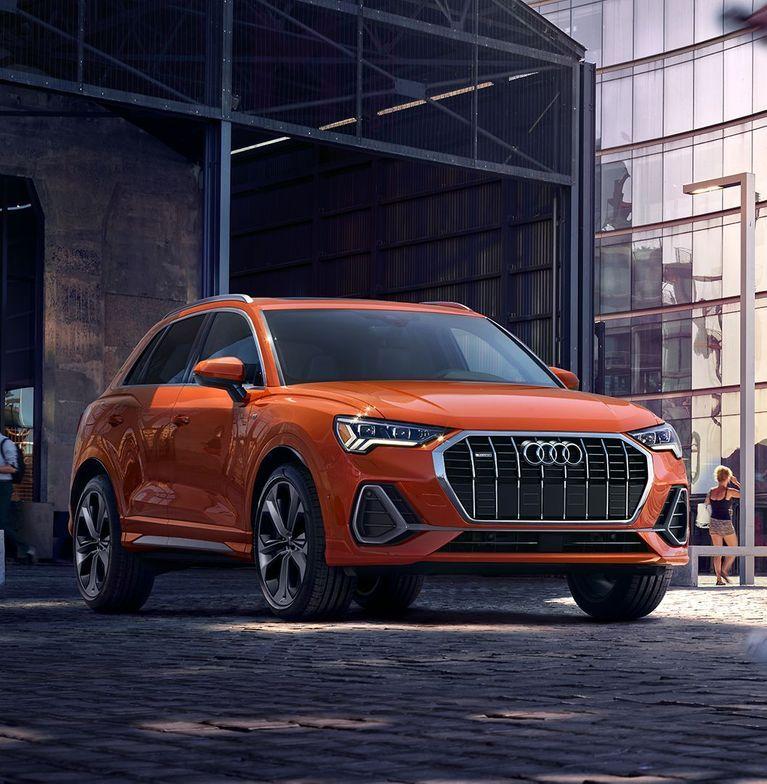 2020 Audi Q3 Luxury Suv Audi Usa Audi Q3 Audi Usa Audi