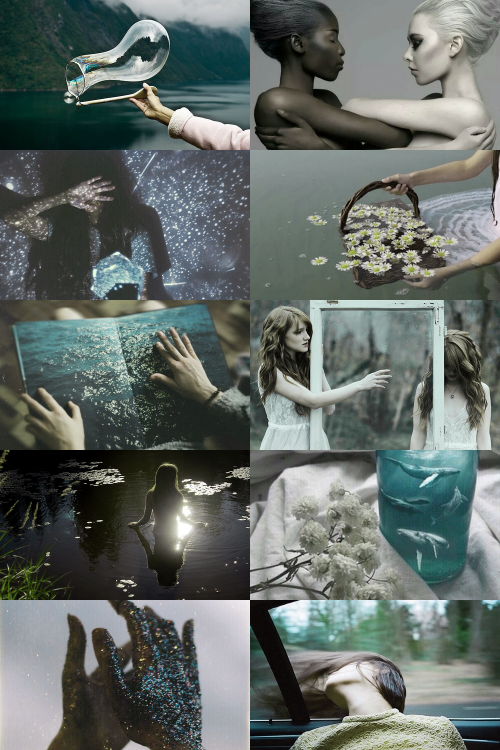 Gemini dreamer witch aesthetic ~ zodiac aesthetic