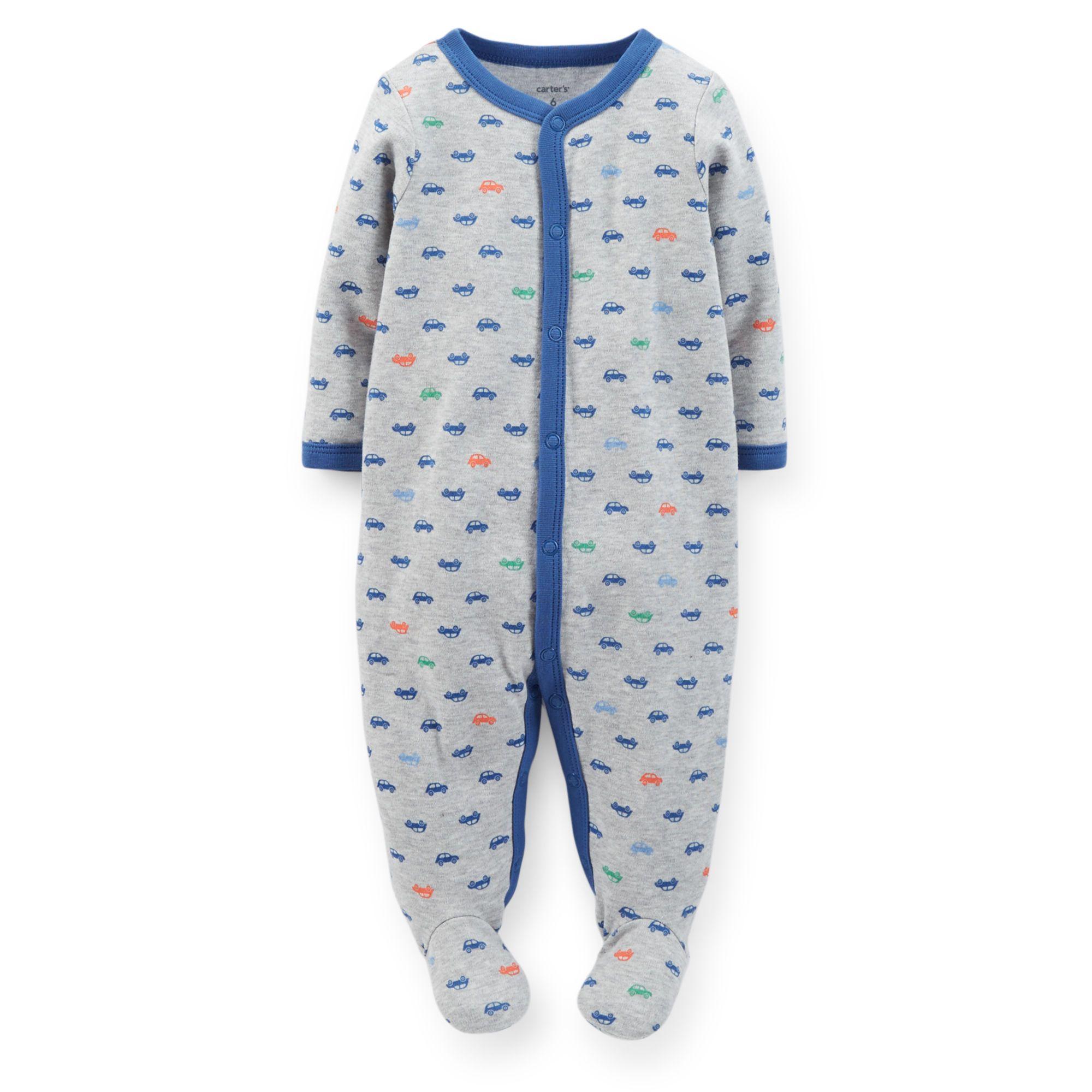 0d681f58c23a Cotton Snap-Up Sleep   Play
