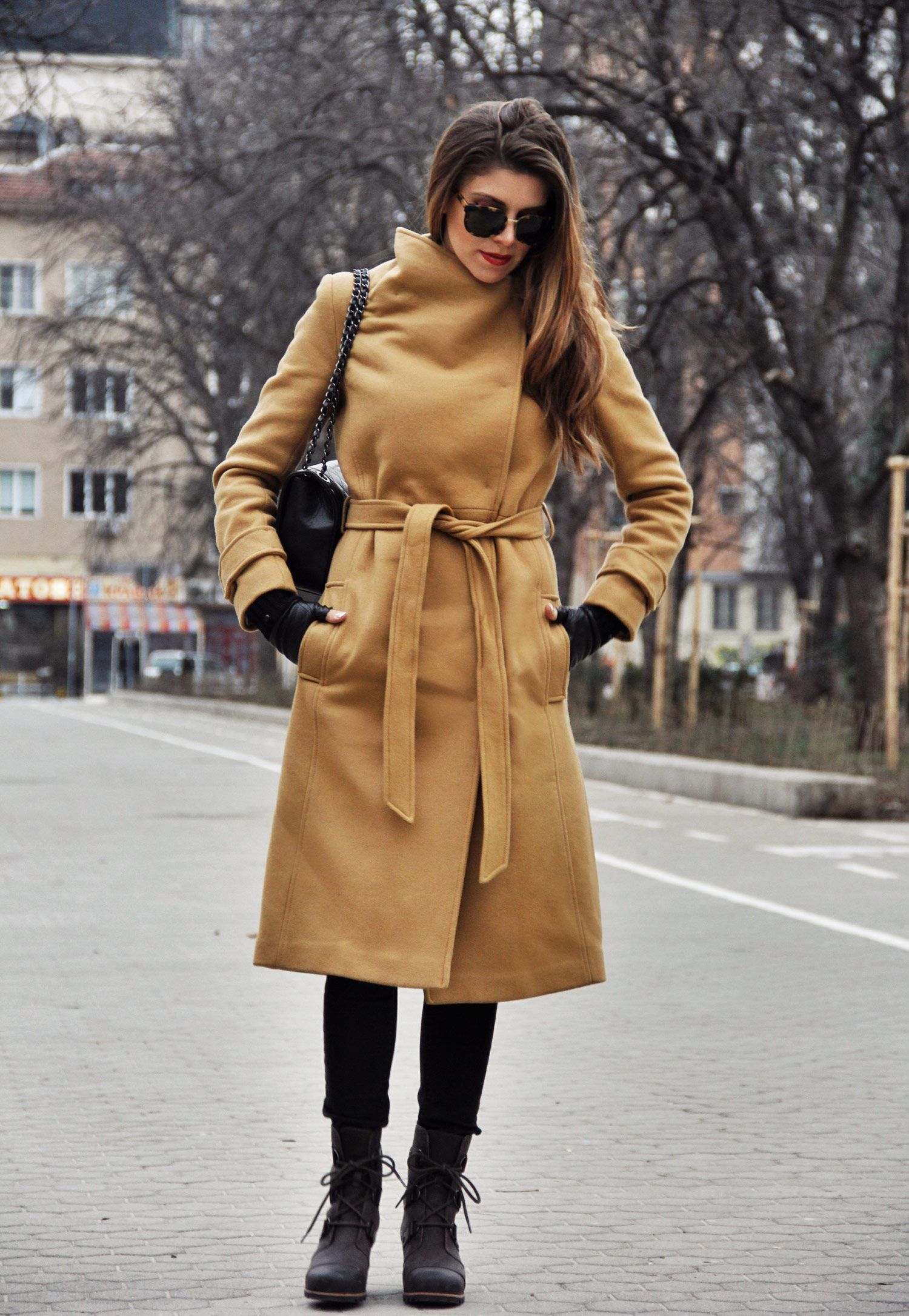 45ee3b24778 Winter Coat Style in Sofia (Bulgaria
