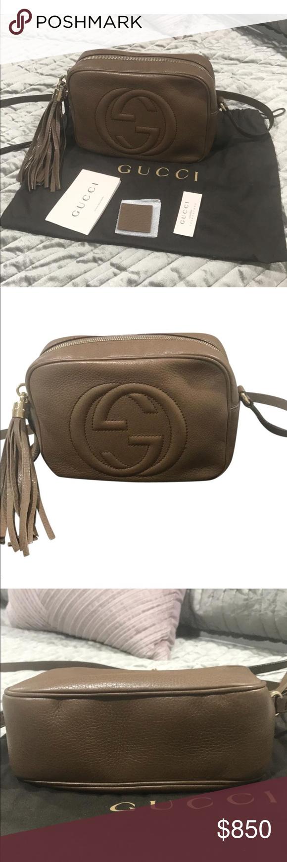 3a6de69e694 Gucci soho disco bag maple brown Gucci soho disco bag color  maple brown  comes with dust bag